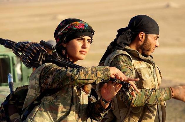 Курды заключили союз с Асадом на фоне наступления турецкой армии