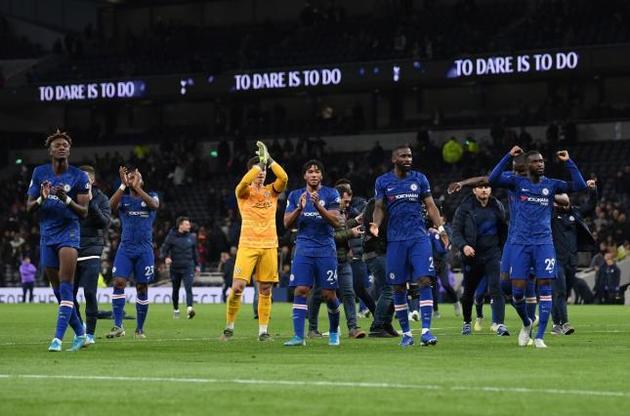 Тоттенхэм сыграл последний матч в английской премьере