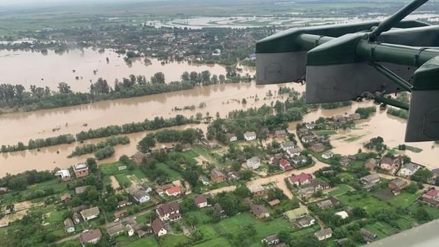 ГСЧС сообщила о возможном поднятии воды в реках Ивано-Франковской области