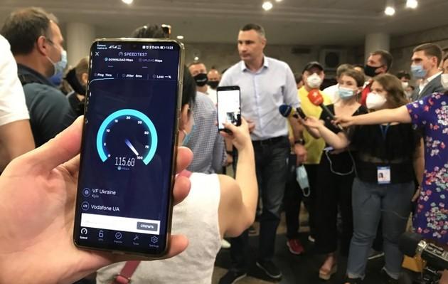 Интернет в киевском метро: 4G заработал еще на восьми станциях подземки
