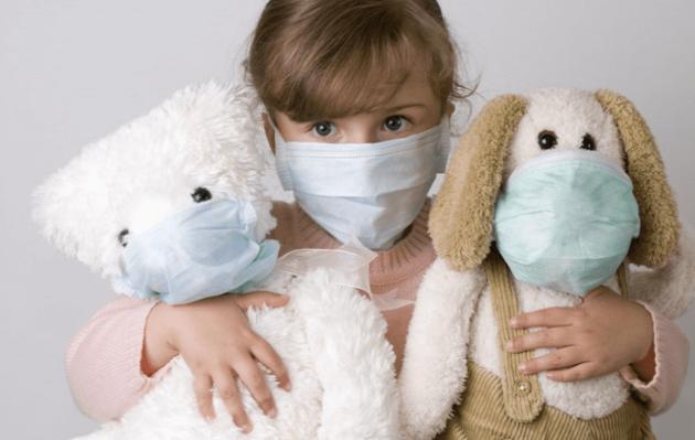 Украина оказалась в зоне высокого риска вспышки полиомиелита