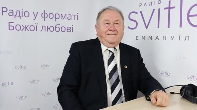 Умер председатель Всеукраинского совета церквей