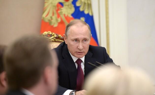 Путін відкинув умови Києва щодо виборів в ОРДЛО