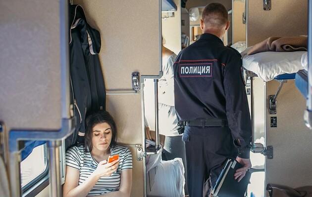 В МВД назвали условие для сопровождения поездов полицейскими