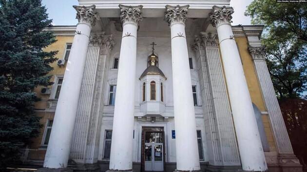 ПЦУ призывает власть и международные организации защитить Крымскую епархию от уничтожения оккупантами