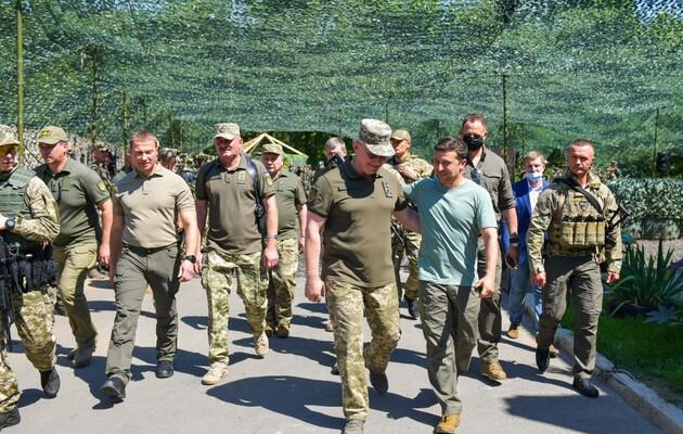 Хомчак заявил о «необязательности» учета неприцельных выстрелов во время перемирия