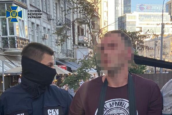 СБУ отчиталась о задержании контрабандиста с партией героина: фоторепортаж