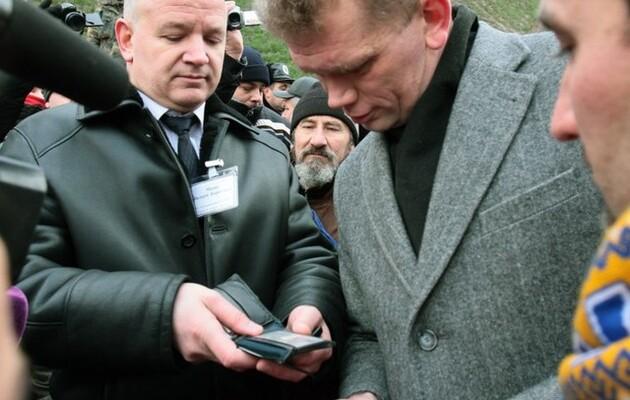 Экс-начальник милиции Киева получил гражданство РФ
