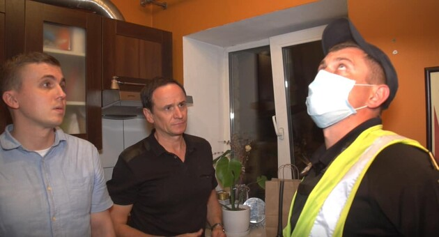 В доме журналиста «Схем» были выявлены признаки прослушивания