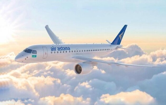 Казахстан возобновляет авиасообщение с Украиной