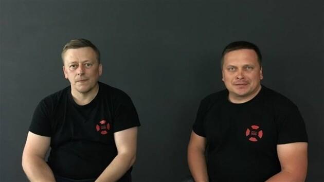 Против задержанных в Минске украинских волонтеров завели уголовное дело