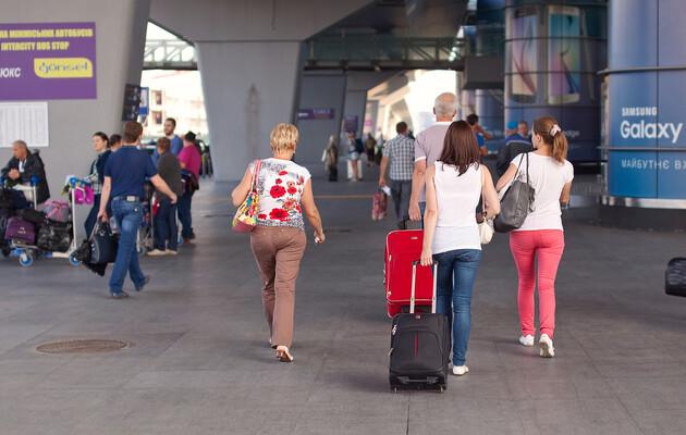 Туристы, приезжающие в Украину из стран «красной зоны» могут избежать самоизоляции при наличии отрицательного ПЦР-теста