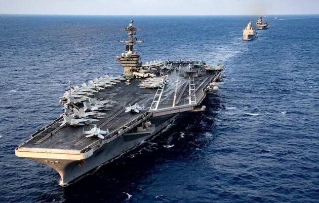 У Чорне море прямує есмінець США | Дзеркало Тижня
