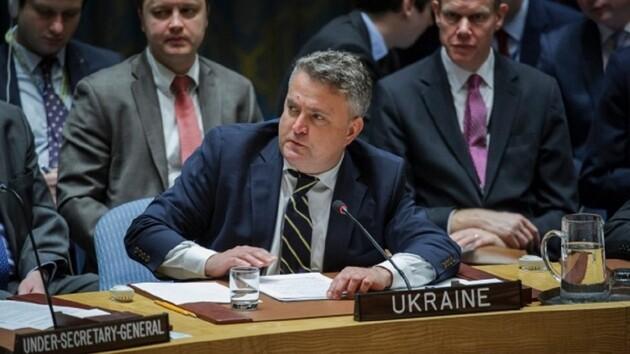 Генсек ООН мог помешать России оккупировать Крым, но не сделал этого – Кислица