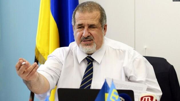 Вода из Днепра нужна России, чтобы вытеснить крымских татар с Крыма – Чубаров