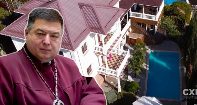Глава КСУ не задекларировал землю в Крыму, владельцем которой стал после аннексии по законам РФ – «Схемы»