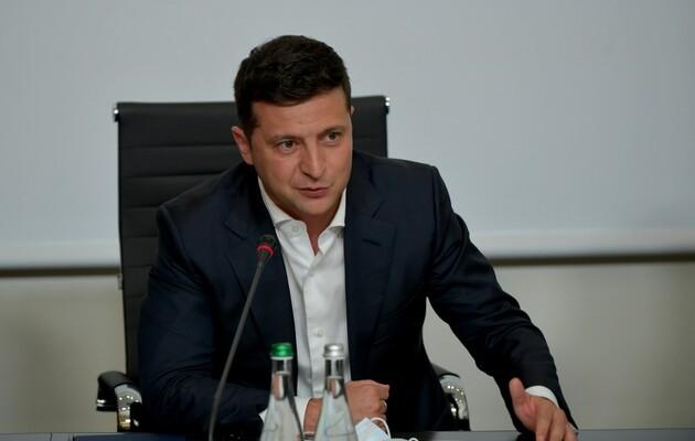 Зеленский хочет развивать в Украине креативную экономику