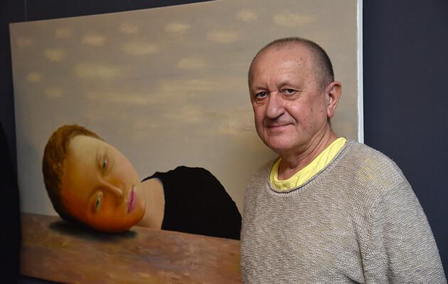 В Киеве показали работы трансавангардиста Романа Жука о любви: фоторепортаж