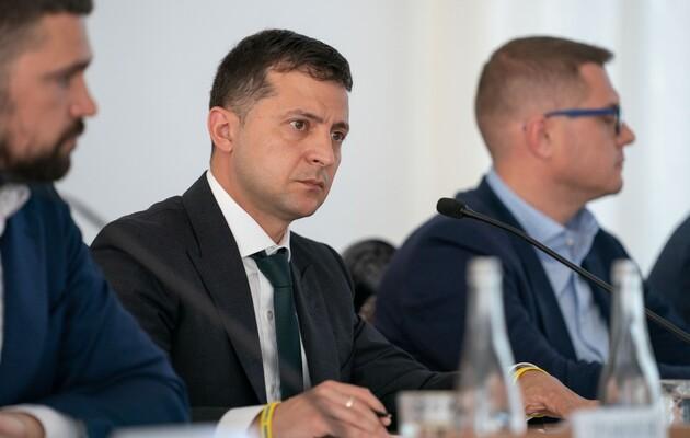 Зеленский считает реформу генпрокуратуры «почти законченной», готовится реформировать СБУ