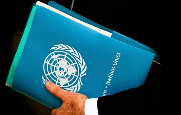 Украина первой выплатила все взносы в ООН
