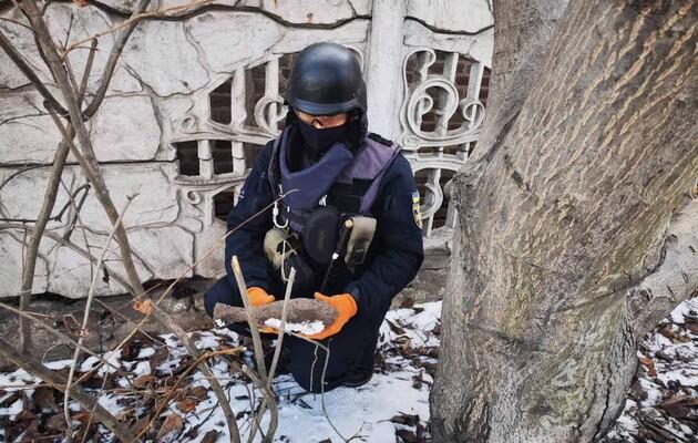 Эхо войны: пиротехники обезвредили 11 мин и гранат времен Второй мировой на Львовщине