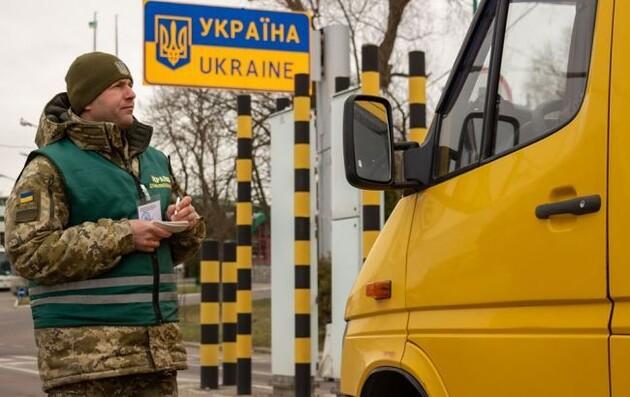Украина разрешила въезд авто на приднестровских номерах до сентября