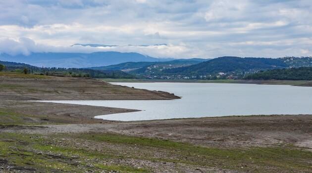 В оккупированном Крыму пересохли два водохранилища, еще три на грани