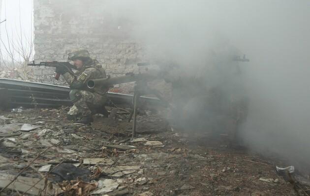 Бойцы ВСУ дали отпор оккупантам на Донетчине