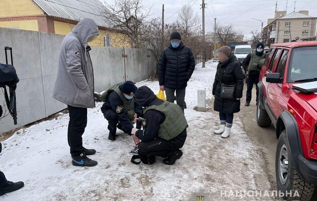 Полиция и Нацгвардия отработали Северодонецк: фоторепортаж