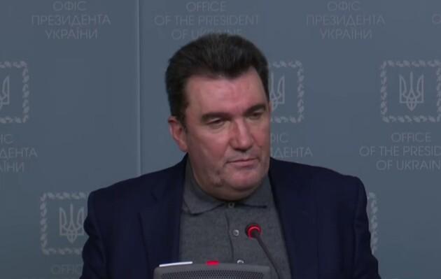 Данилов: Украина даст достойный ответ на реакцию Кремля на санкции Медведчука