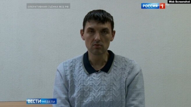 Еще один политзаключенный освобожден из российской тюрьмы
