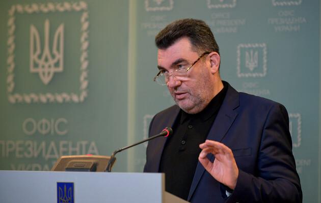 СНБО утвердил Стратегию деоккупации Крыма