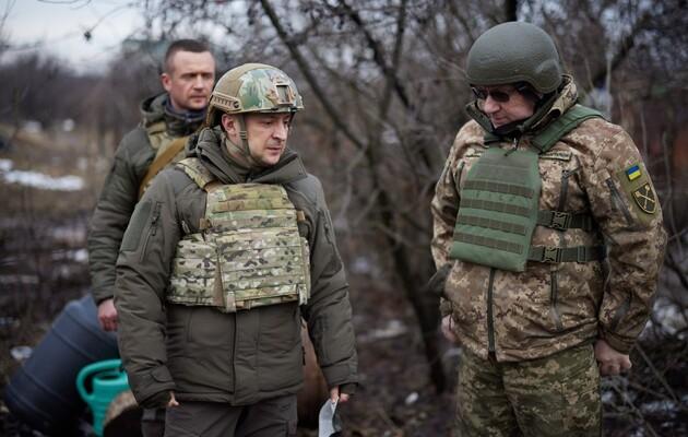 Хомчак: Начать наступление на Донбасс не проблема для Зеленского