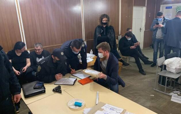 Пересчет голосов в 87-м округе: на одном из пяти участков выборы признали недействительными