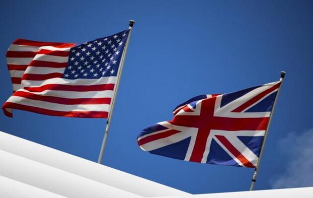 США и Британия заверили Украину в поддержке в противостоянии с РФ