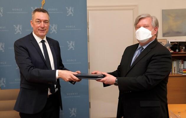 США и Норвегия договорились о дополнительном оборонном сотрудничестве