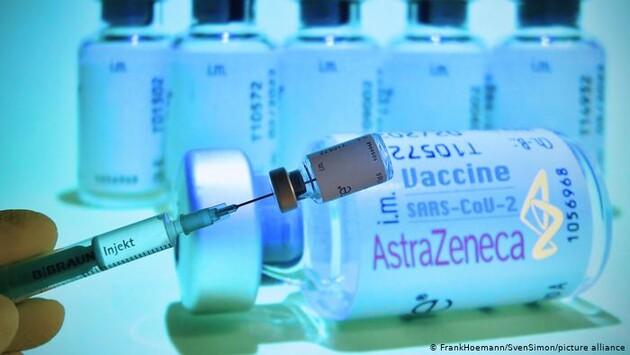 Минздрав ожидает новую партию вакцины AstraZeneca в конце мая