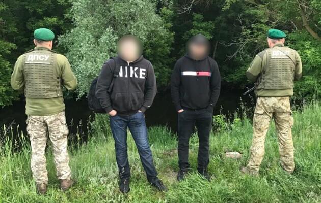 Двое россиян ради отдыха в Одессе незаконно попали в Украину