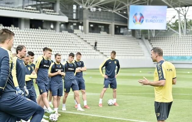 УАФ утвердила места проведения осенних матчей сборной Украины