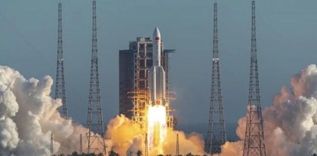 Китай успішно вивів на орбіту супутник дистанційного зондування Землі