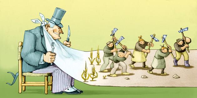 Антимонопольная реформа в интересах крупного бизнеса, или Специфический взгляд «слуг» на борьбу с олигархами