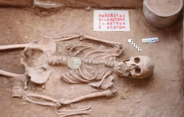 В Сибири археологи нашли захоронения тагарской культуры