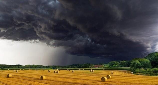 Спасатели предупреждают про опасные метеорологические явления в Украине