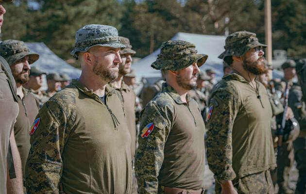Программа UNIFIER: канадские инструкторы подготовят роту Нацгвардии по стандартам НАТО