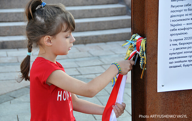 В ГМС назвали количество белорусов, которые получили украинское гражданство в 2021 году
