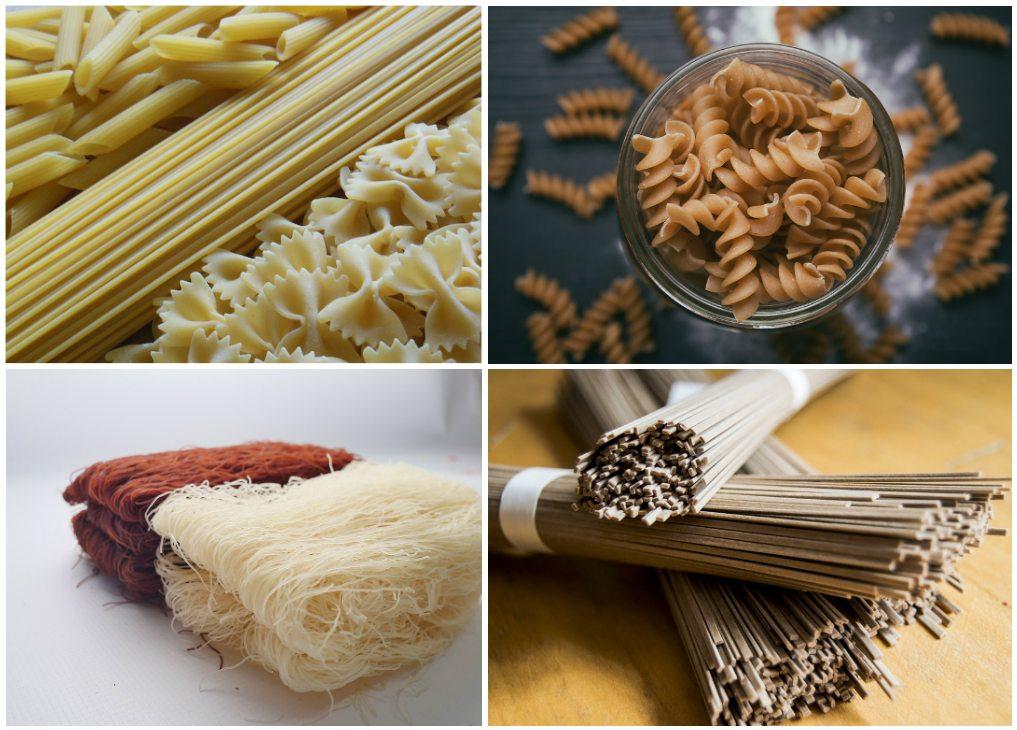 Концепция итальянской кухни Carbonara макаронных изделий с беконом ... | 730x1017