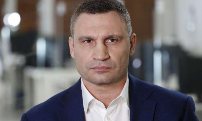 Закон о столице - Кличко против законопроекта, отбирающего у негокресло  председателя КГГА