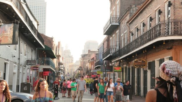 7. French Quarter, New Orleans, United States
