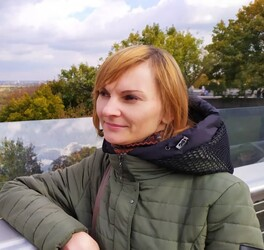 Оксана Лебедина